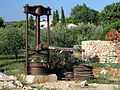 Oil press, Punat, Croatia