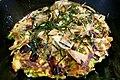 Okonomiyaki cooking 4 by yoppy.jpg