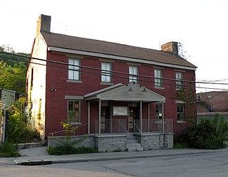 Old Stone Tavern (Pittsburgh) - Image: Old Stone Inn Pittsburgh