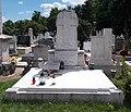 Old Cemetery, Padányi family grave, 2020 Nyergesújfalu.jpg