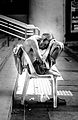 Old Chinese man on a chair, Chinatown, Singapore - 20120520.jpg
