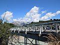 Old Rakaia Gorge Bridge, 8 January 2013.jpg