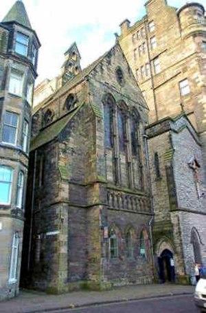Old Saint Paul's, Edinburgh - Old Saint Paul's, Jeffrey Street, Edinburgh