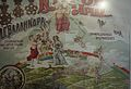 Old poster of distillery Kitron Naxou, 091524.jpg