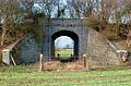 Old railway bridge south of Braunston (5) - geograph.org.uk - 1638555.jpg