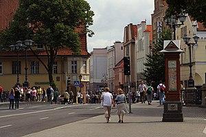 Altstadt von Klaipėda