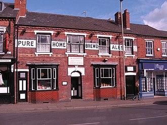 Netherton, West Midlands - Old Swan, Netherton