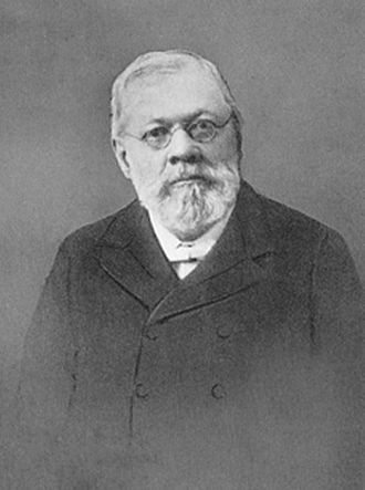 Charles Debrille Poston - Poston in his later years