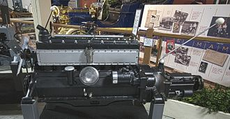 Straight-eight engine - REO Straight 8 from 1931-1934