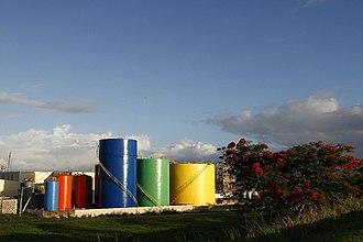 Yabucoa, Puerto Rico - Olein Recovery Corp. in Yabucoa