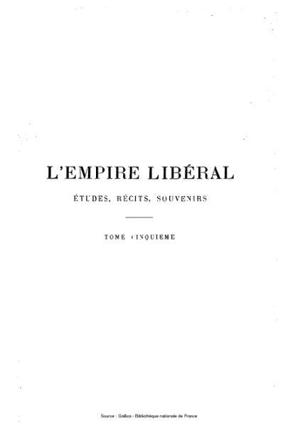 File:Ollivier - L'Empire libéral, tome 5.djvu