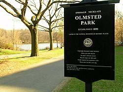 Emerald Necklace Wikipedia