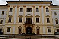 Olomouc - Klášter Hradisko - Vojenská nemocnice Olomouc - View South II.jpg