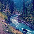 On the way to Taobat, Neelam valley, Kashmir.jpg