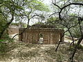 One of Metcalfe's follies, near Mohammad Quli Khan's tomb, Mehrauli.jpg