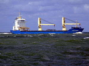 Onego Trader approaching Port of Rotterdam 29-Jul-2007.jpg