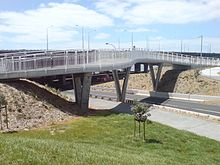 Onehunga Harbour Road Bridge Almost Done.jpg