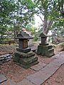 Oone-jinja shrine,Hanabushi-jinja,Shichigahama town.JPG
