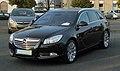 Opel Insignia Sports Tourer 2.0 CDTI ECOTEC Sport OPC Line-Paket – Frontansicht, 29. März 2011, Velbert.jpg