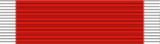 Petar Bojović - Image: Order of the Karađorđe's Star rib