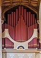 Organ, Church of St Peter and St Paul, East Harling.jpg