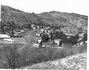 Oregon Institute of Technology, Klamath Falls - The original Oregon Institute of Technology campus on Old Fort Road.