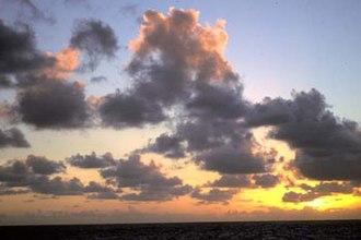 Orona - Image: Orona Sunset AKK