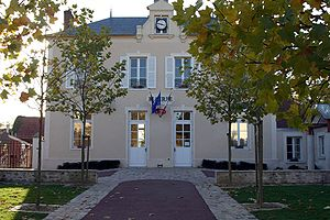 Orvilliers - Town hall