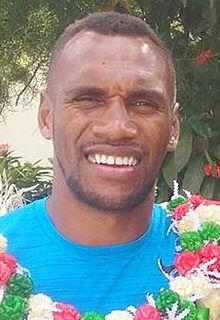Osea Kolinisau Rugby player