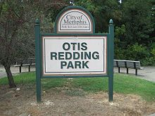 Otis Redding Park Memphis TN 002.jpg