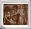 Otto van veen detto otto venius, cristo guarisce il paralitico e piscina di bethesda, 1575-1620 ca.jpg