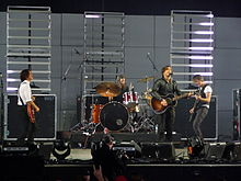 Our Lady Peace at Virgin Festival Ontario day 2 2009.JPG