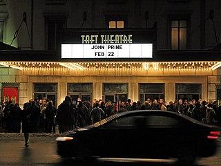 Taft Theatre theater in Cincinnati, Ohio, United States