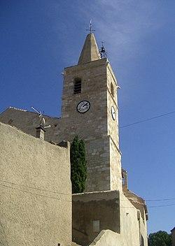 Ouveillan, Eglise Saint-Jean l'Évangéliste 2.jpg