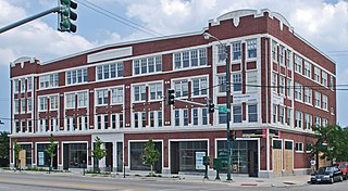 Overton Hygienic Building United States historic place