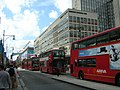 Oxford St W1 during the London Olympics - geograph.org.uk - 3064285.jpg