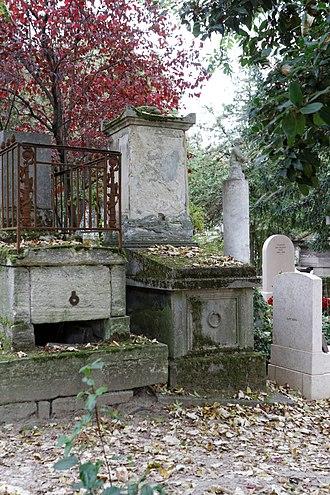Ferdinand Hérold - Grave of Ferdinand Hérold.