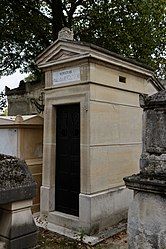 Tomb of Paillard de Villeneuve