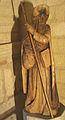Périgueux (Fr), statue St.Jacques dans la chathédrale.jpg