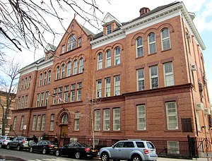 South Slope, Brooklyn - P.S. 107, the John W. Kimball School