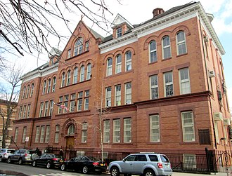 South Slope, Brooklyn - P.S. 107, the John W. Kimball School