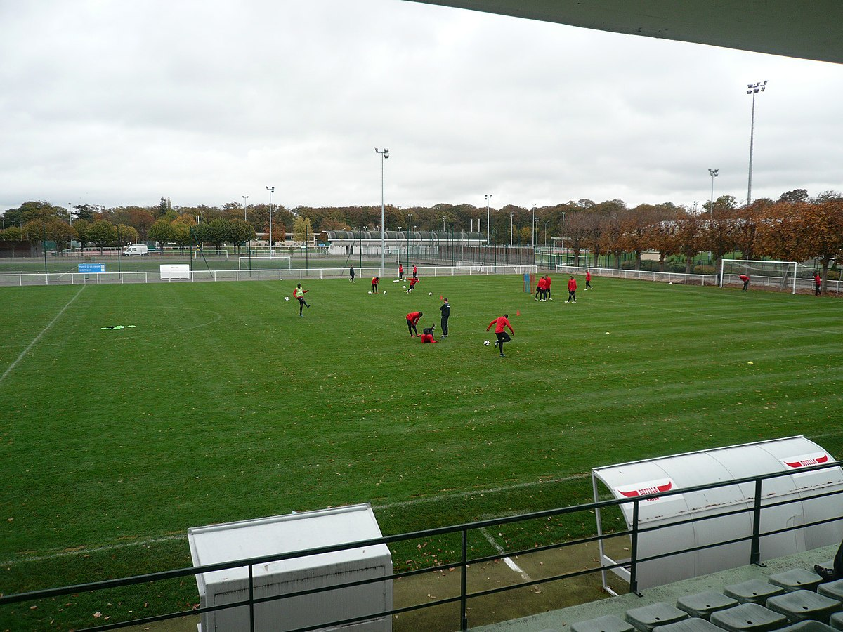 Stade Municipal Georges Lefèvre - Wikipedia