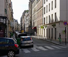 Image illustrative de l'article Rue Laugier