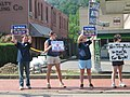 PA Volunteers Tell John McCain No More Tax Breaks for Big Oil (2598231072).jpg