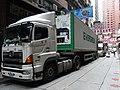 PL3707 with cargo, Bonham Strand West 20120613.jpg