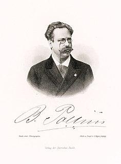 Bernhard Pollini German tenor