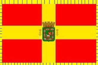 Flag of Puerto Rico - Image: PR Flag of 1873