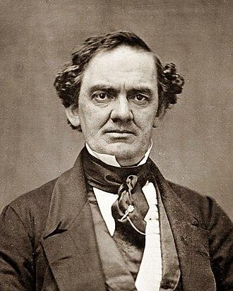 P. T. Barnum - Barnum in 1851