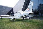 PZL-130 TC-1 Orlik - tył - Muzeum Lotnictwa Kraków.jpg