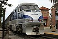 Pacific Surfliner at San Juan Capistrano, February 2014.jpg
